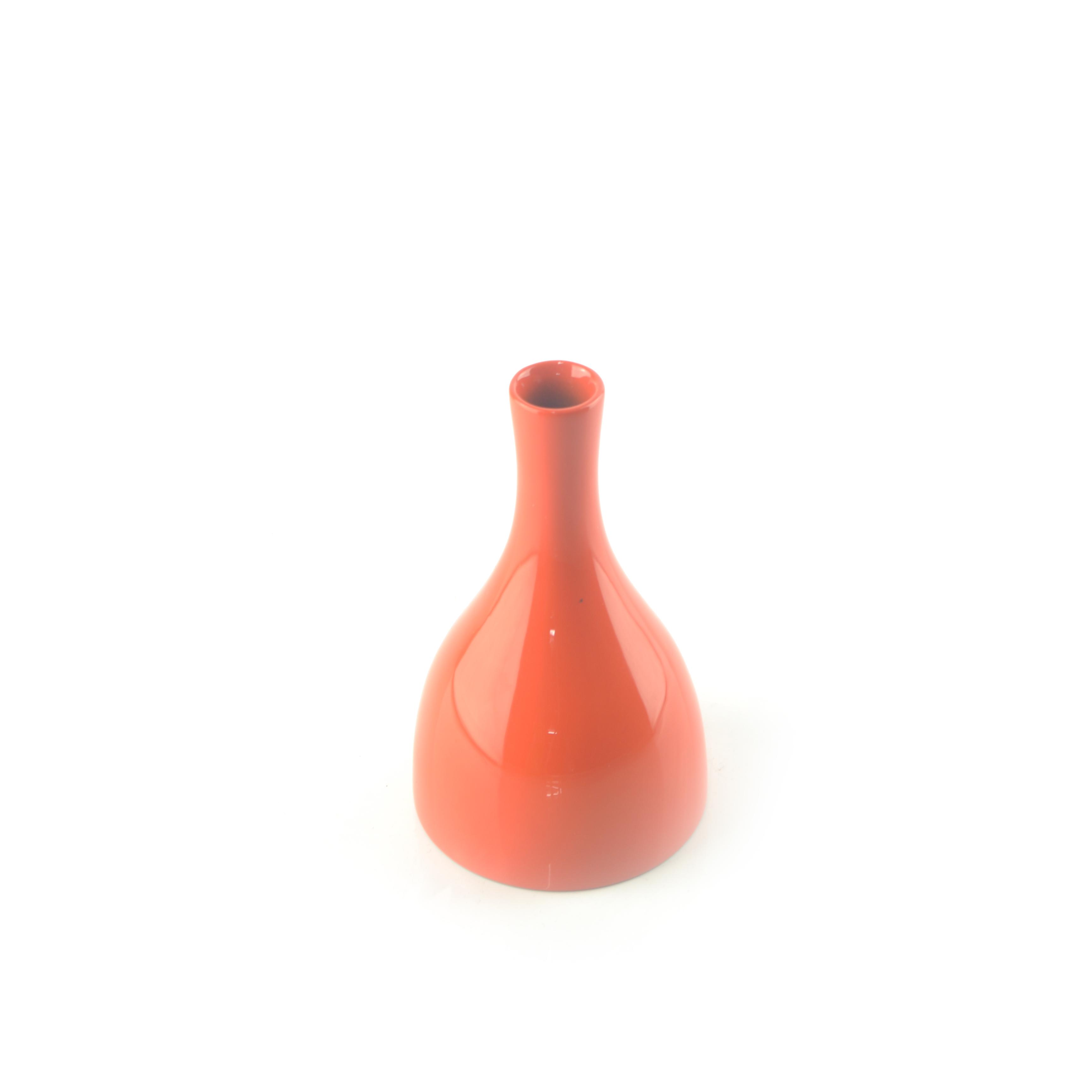 Petit Lacquer Vase