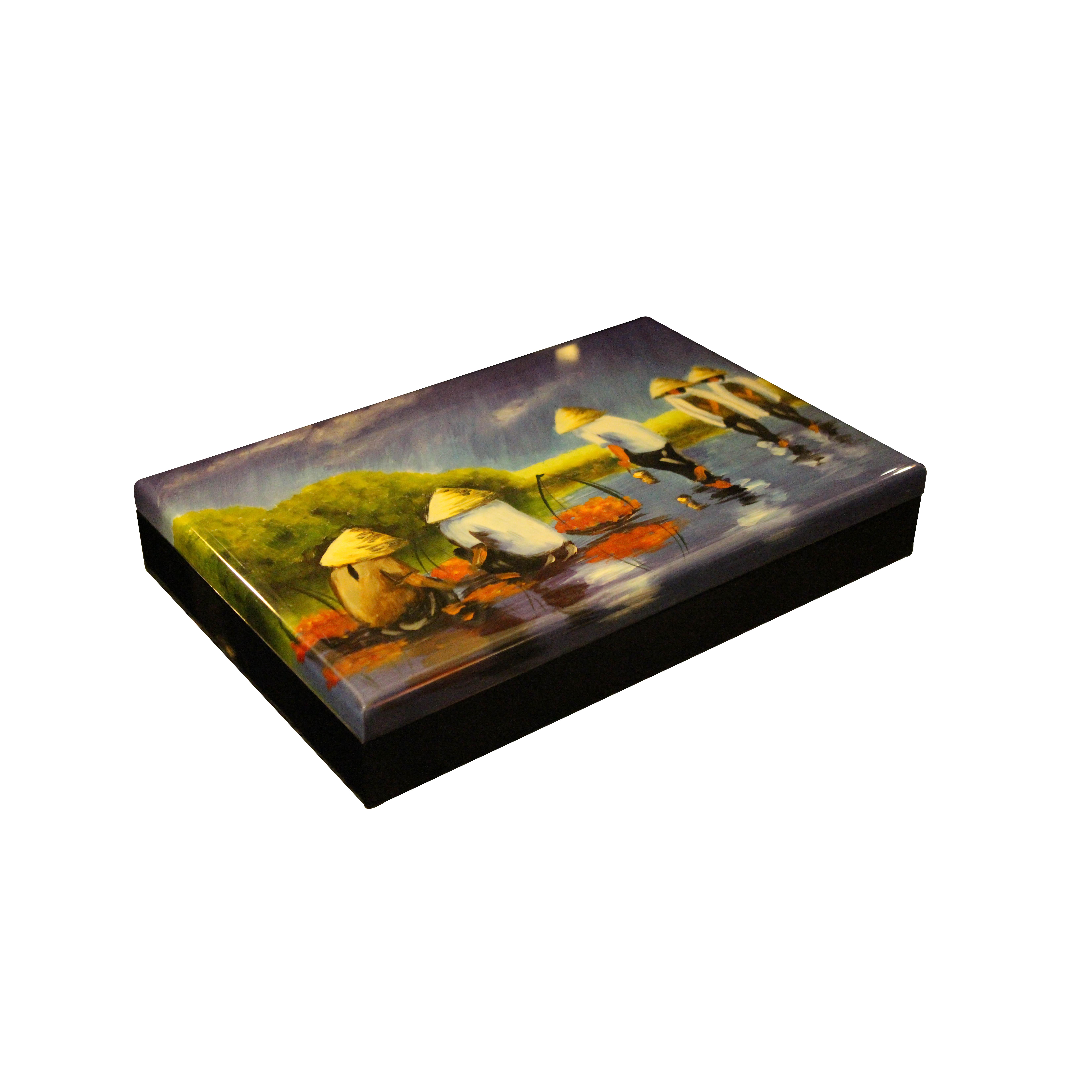 Vietnam Lacquer Box