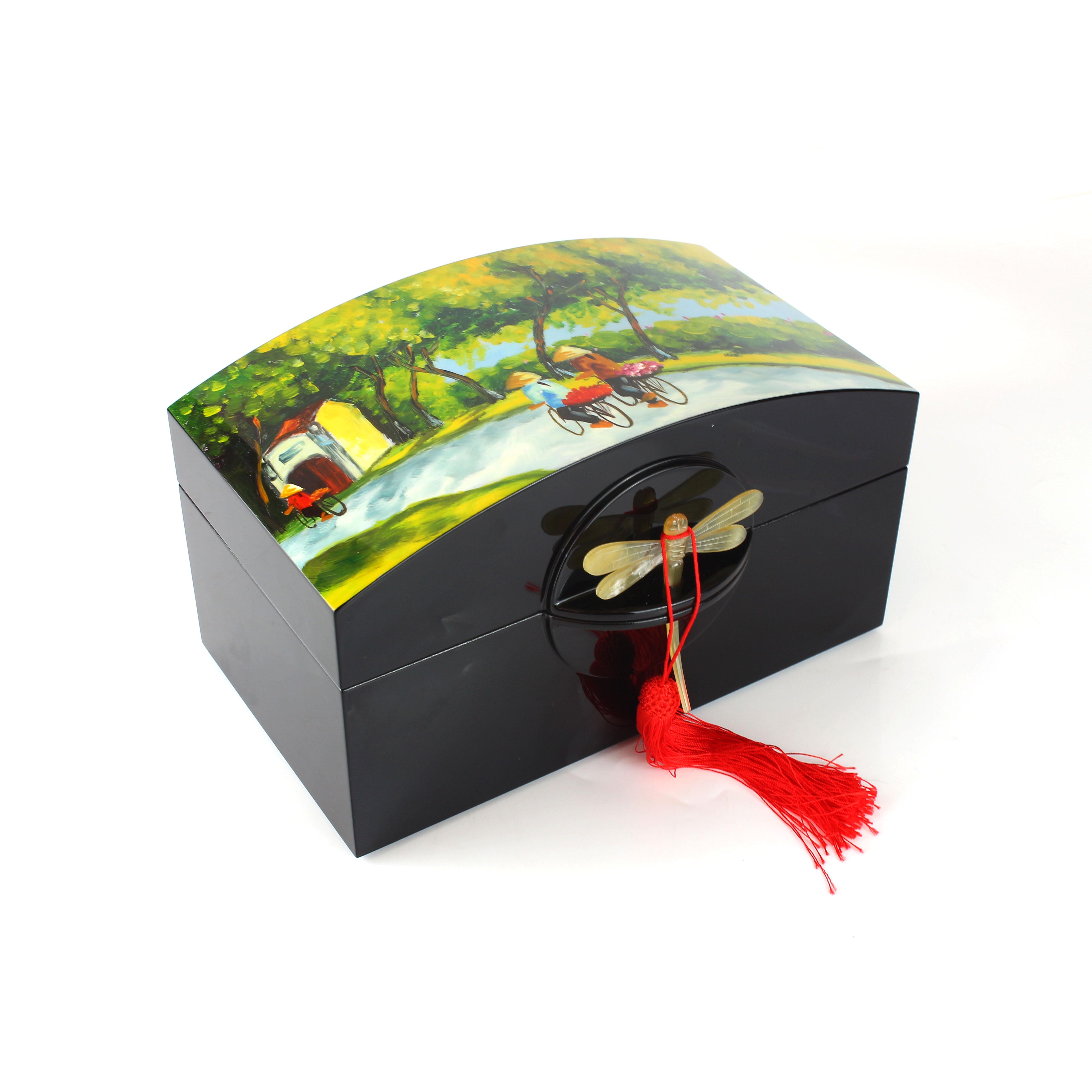 Vietnamese Lacquer Box