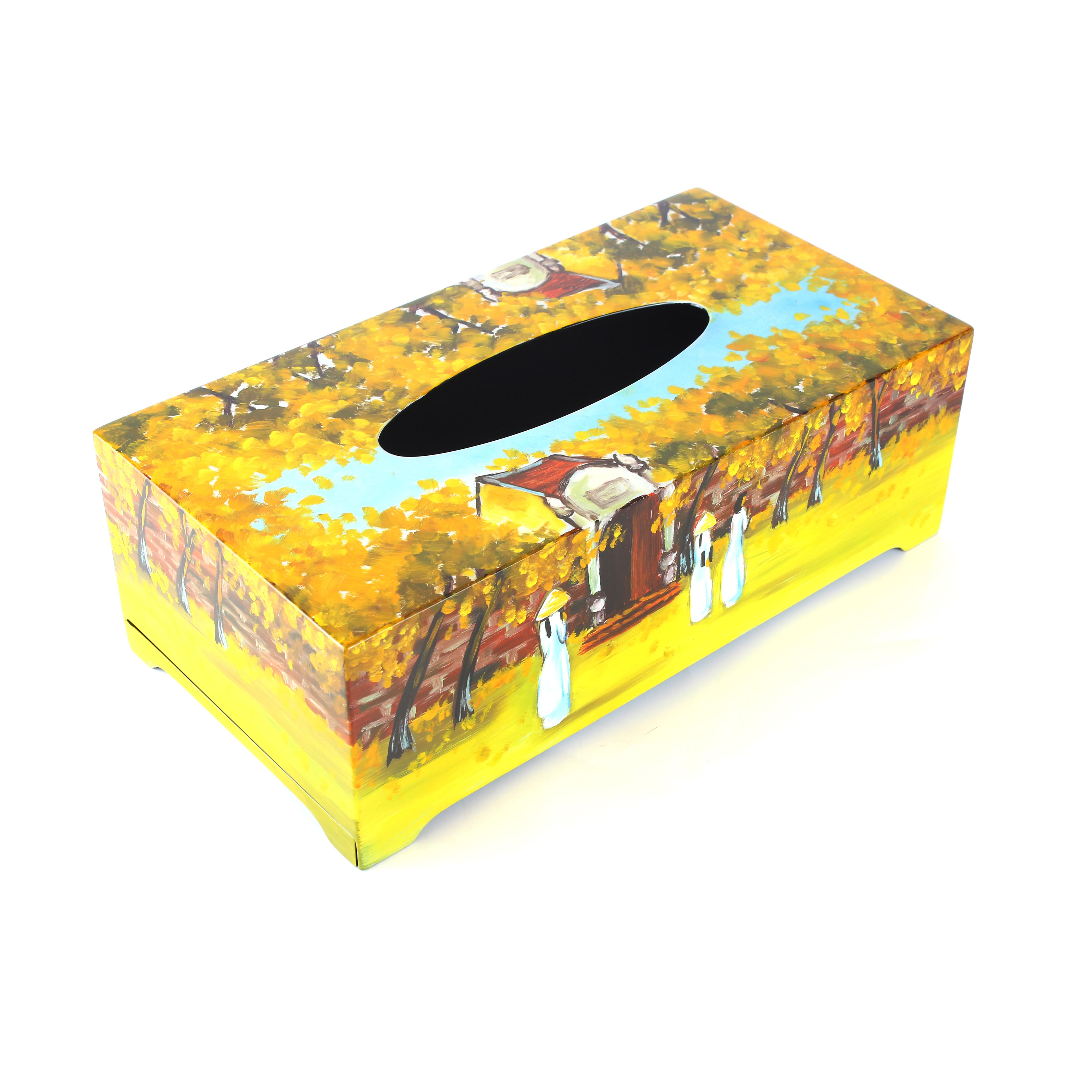 Vietnam Tissue Box