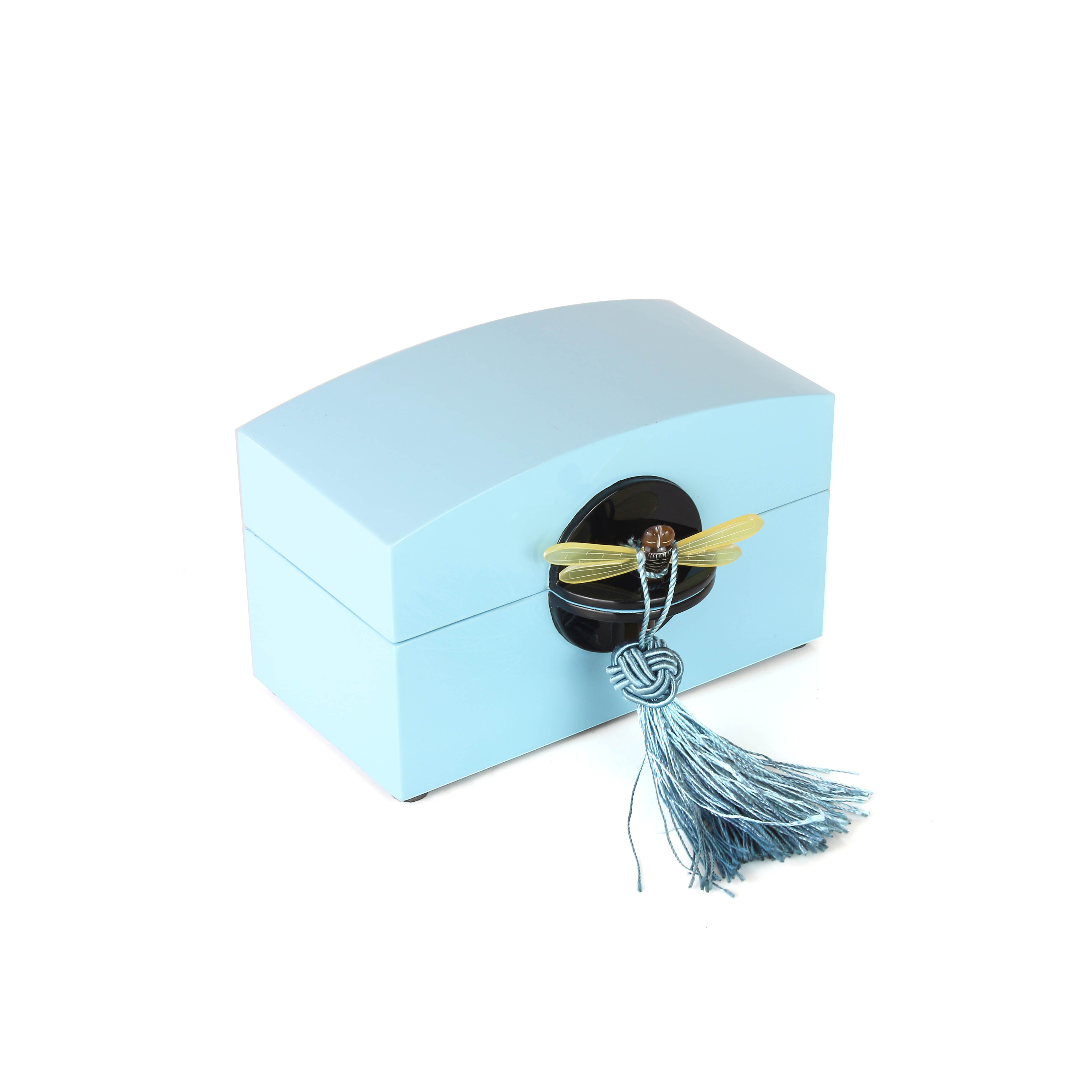 Small Color Jewelry Box