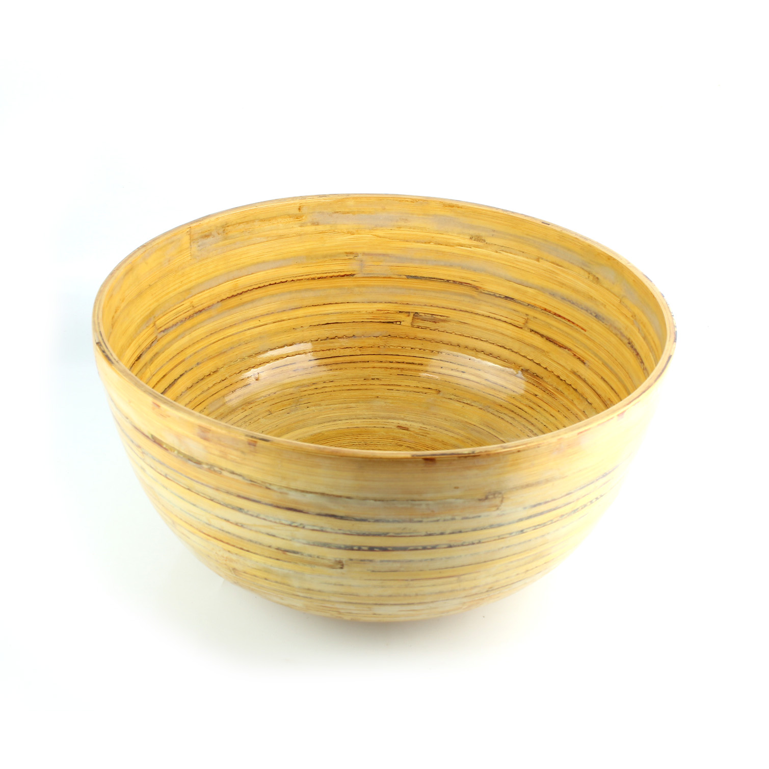Bamboo Lacquer Bowl