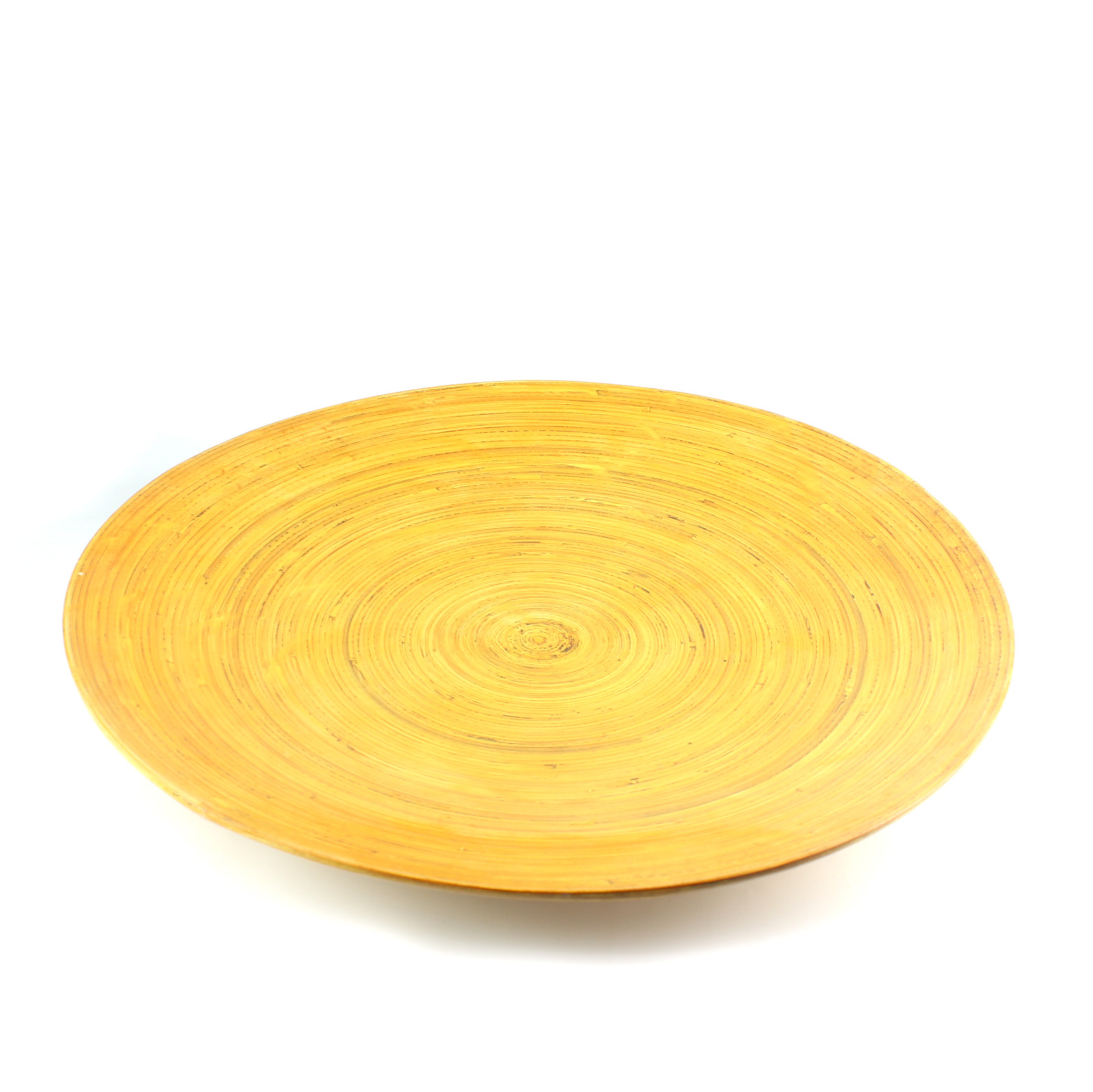 Bamboo Lacquer Plate