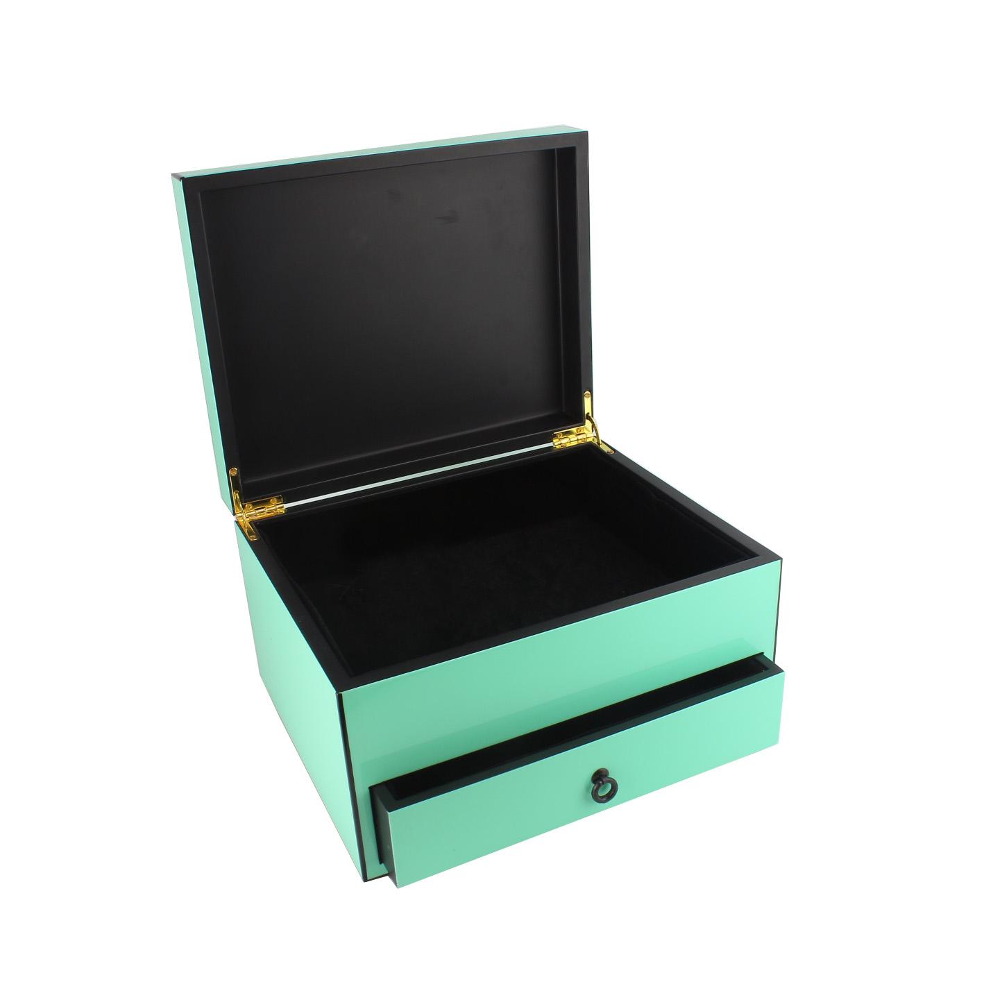Jewelry Lacquer Box