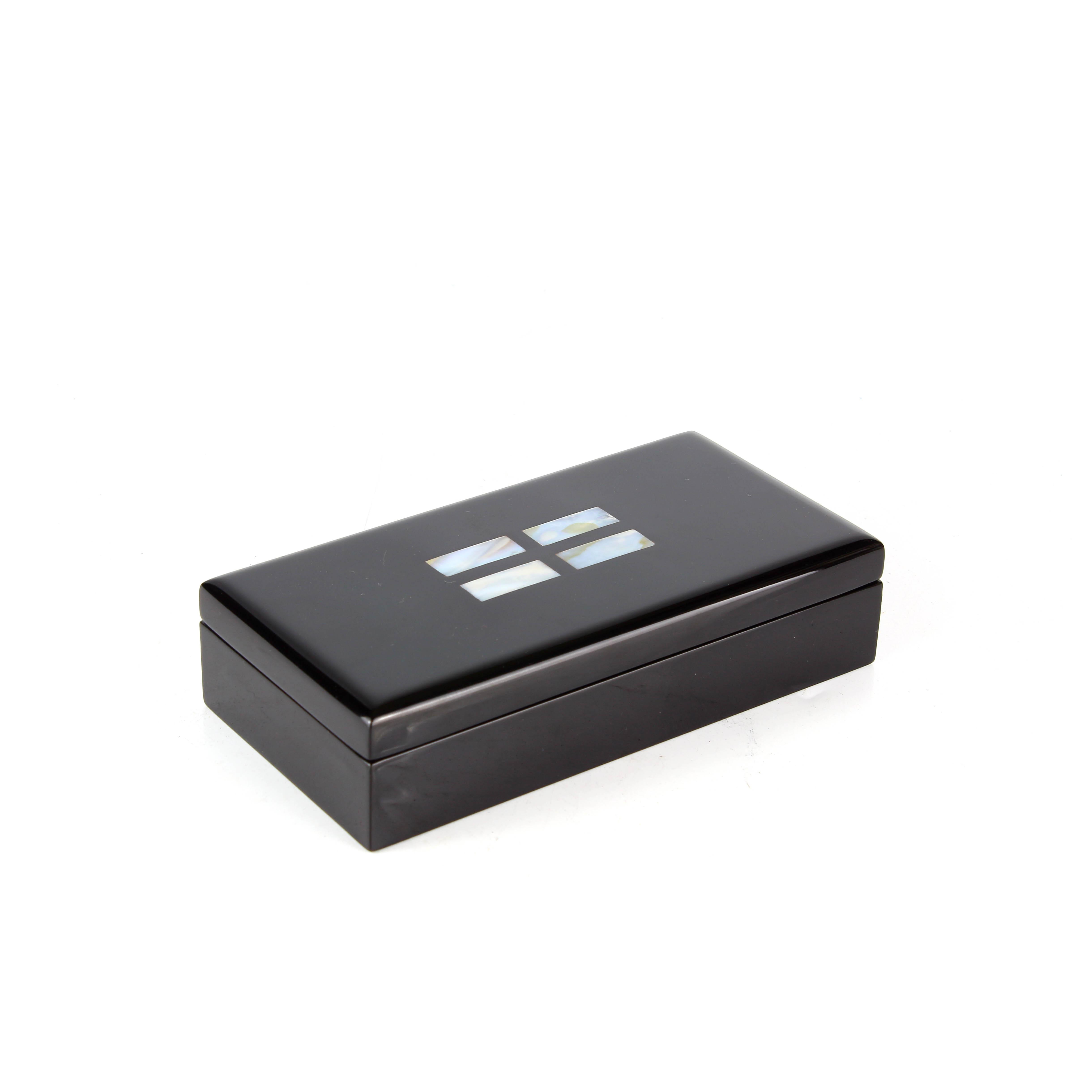 MOP Inlay Box