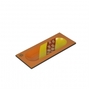 Japanese Style Tissue Plate