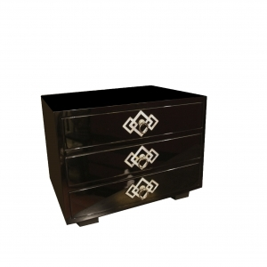 3 Drawer Jewelry Cabinet