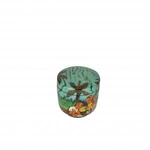 Vietnam Lacquer Jar