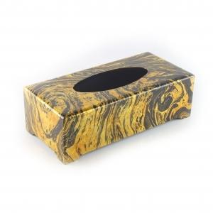 Lacquer Tissue Box