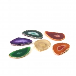 Agate Rocks Coasters (Small)