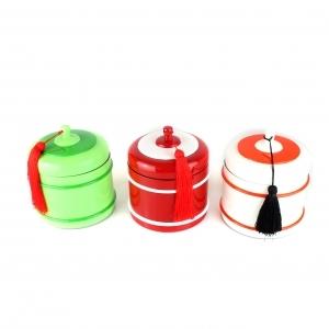 Medium Lacquer Jar