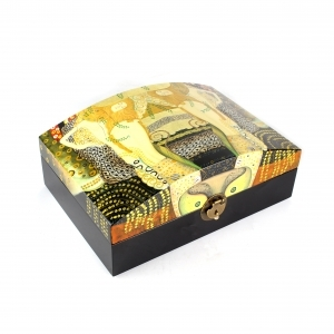 Gustav Klimt Lacquer Box