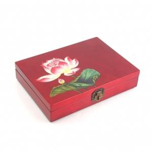 Lotus Lacquer Box
