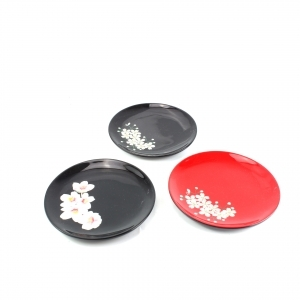 Japanese Hand-painted Plate