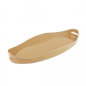 Oval Lacquer Tray